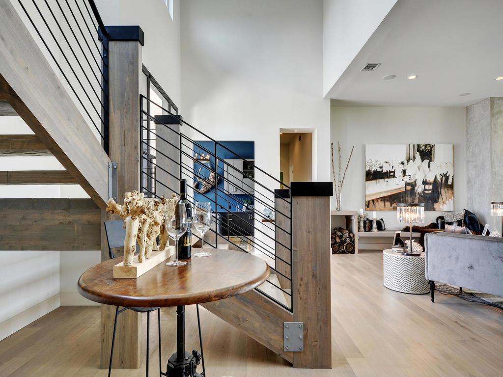 open-staircase